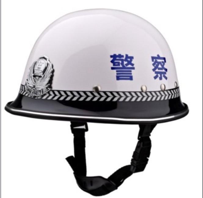 白色勤务头盔厂家,白色执勤头盔价格