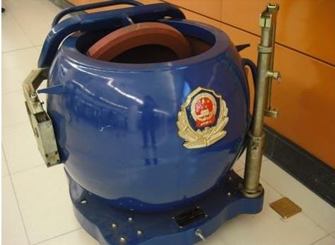 JBG-1000防爆罐,北京防爆罐,防爆罐厂家,防爆罐价格