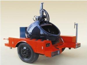 JBG-750拖车式防爆罐,北京防爆罐