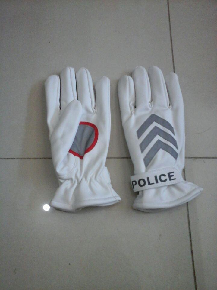 交警手套,交警棉手套,交警反光手套