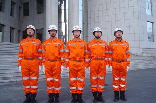 消防员抢险救援服,消防抢险救援服