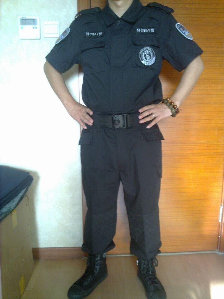 99夏季特警作战服