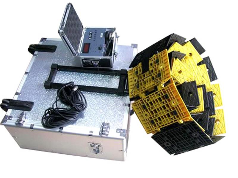 便携式遥控阻车路障型号:LZD-6G